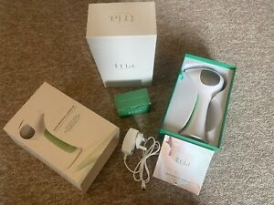Tria Beauty Hair Removal Laser 4X - Green. Barely used, excellent condition