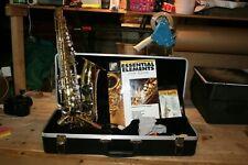 Yamaha YAS23 Saxophone With 4C Mouthpiece & Hard Shell Case