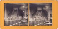 Grand Trianon Camera Louis Philippe Francia Stereo Vintage Analogica Ca 1900