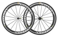 New Mavic Cosmic Pro Carbon Exalith Ultimate WHITE Wheel Decal stickers 40mm+