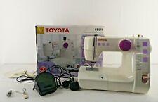 Toyota FSL18 Sewing Machine (E14)