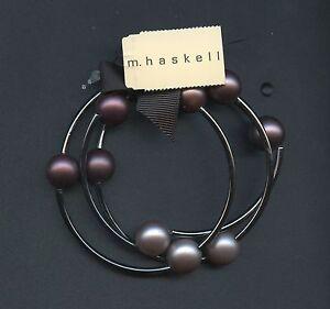 m. haskell Bracelet