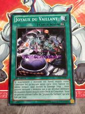 Carte Yu Gi Oh JOYAUX DU VAILLANT LTGY-FR067 x 3