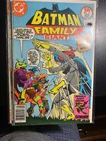 DC COMICS #10 BATMAN FAMILY GIANT VF/VF+ FREE BAGGED & BOARDED