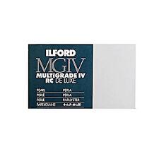 Ilford Multigrade Mgiv RC de Luxe 18x24 /100f 44m Perla - Carta fotografica B/n