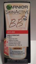 Bb Crème Skin Active Anti-âge Soin Hydratant 5 en 1 Medium Garnier