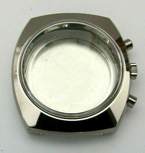 Valjoux 7733 chronographe case chromé 70's. NEW OLD STOCK, swiss made