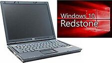 HP Compaq Portátil nc6220 portátil con win10 pro/Windows 10 Professional licencia