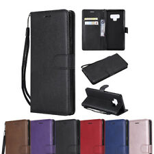 Flip Leather Wallet Card Holder Shockproof Case Cover For Samsung Galaxy Note8 9