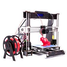3D Printer A8-W5 i3 kit DIY Aluminum heated floor&MK8 Extruder  220*220*240mm UK