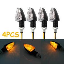 4pz Indicatori di Direzione per Moto Luce Frecce 15 LED Impermeabile Universale