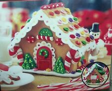 Bucilla GINGERBREAD HOUSE Felt Christmas Kit 85261 Original