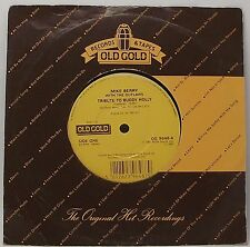 """WALKER BROTHERS : THE SUN AIN'T GONNA SHINE ANYMORE 7"""" Vinyl Single Old Gold VG"""