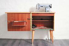 50er 60er Vintage Sideboard Anrichte Kommode Nähmaschine Mid Century Leifermann