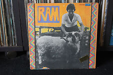 PAUL MCCARTNEY RAM MONO  ORIGINAL FIRST PRESS RARE BEATLES LP