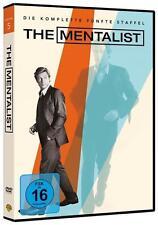 The Mentalist - die komplette Staffel 5  ( 5 DVD s)    NEU OVP