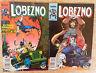 Comics, Lobezno, nº 5 y 6, Vol. I, Marvel Comics, Forum, Chris Claremont, 1989