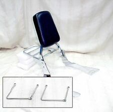 Backrest Sissy bar Saddlebags Support for 2008-UP Honda Shadow Spirit VT 750 C2