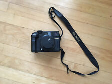 For Parts - Bronica RF645 45mm Rangefinder Film Camera and 65mm lens - AS IS