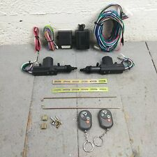1955 - 1956 Chevrolet Passenger Car power door lock kit remote keyless