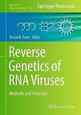 Génétique inverse des virus à ARN: méthodes et protocoles par Humana Press Inc...