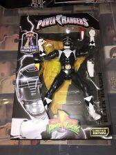 Saban's Mighty Morphin Power Rangers BLACK RANGER Legacy BAF Megazord W/ CASE