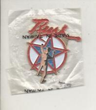 RUSH Metal Logo