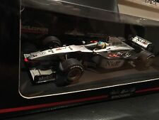 Nick Heidfeld Formel 1 McLaren Mercedes M4/13 F1 Modellauto 1:18  Autogramm OVP