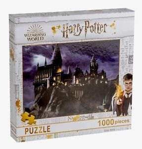 Harry Potter@ 1000-Piece Hogwarts Puzzle Wizarding World -Fast Shipping Free P&P