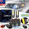 2x 9005 HB3 LED Headlight Globe Bulbs Kit Car Beam Replace HID Xenon 30000LM/Set