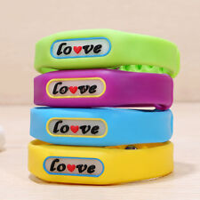 Anti Mosquito Watch Hand Ring Repellent Insect Wristband Bracelet OutdoorSC