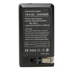 Travel Battery Charger for Nikon EN-EL3 D50 D70 D100 D80 D200 D90 D300 EN-EL3E