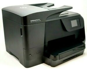 *Refurbished!* HP OfficeJet Pro 8710 All-in-One Printer W/ INK! -Only 3k Pages