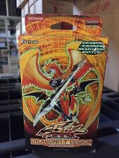 Yu-Gi-Oh! Dragunity Legion Starter Deck For Trading Card Game TCG CCG Rare