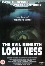 Evil Beneath Loch Ness Patrick Bergin, Lysette Anthony, Brian Wimmer NEW R2 DVD
