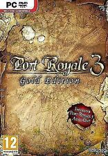 Port Royale 3 Gold Edition PC DVD ROM 2013