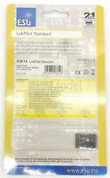 ESU ELECTRONIC 53614 - LokPilot Standard Decoder DCC 21MTC 21 poli