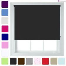 Stores noirs pour la maison, 120 cm