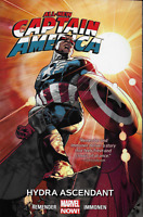 All-New Captain America Vol 1: Hydra Ascendant by Remender & Immonen TPB Marvel