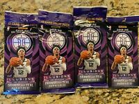 2019-20 Panini Illusions NBA Basketball Cello Pack 12-card Value Pack *LOT OF 4*