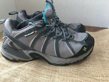 Womens Columbia Hiking Boots Gray& Teal
