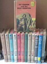 Lot of 13 Landmark series American History books