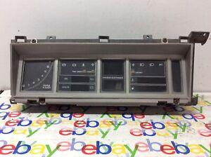 1984 1985 DODGE 600 Digital Speedometer p/n 04232039 UNTESTED oem