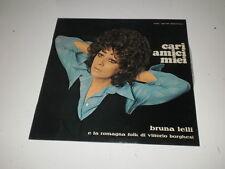 BRUNA LELLI - CARI AMICI MIEI - LP 1974 CETRA RECORDS - ITALY FOLK - NM/EX-
