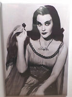 "Lily Munster Magnet 2"" x 3"" Refrigerator Locker Munsters Herman"