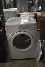 "Ge Gfd40Escmww 27"" White Front Load Electric Dryer 7.0 Cu. Ft. Nob #46453 Hrt"