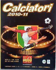 ALBUM FIGURINE PANINI CALCIATORI 2010-11 VUOTO