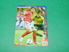 PANINI FOOTBALL CARD 2006-2007 FRED OLYMPIQUE LYONNAIS OL LYON GERLAND GONES