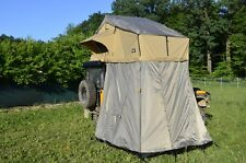 4x4 ROOF TOP TENT with ANNEX 1.4m