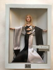 Exclusive Club doll Barbie Collector Noir et Blanc Nrfb Limited Edition Release